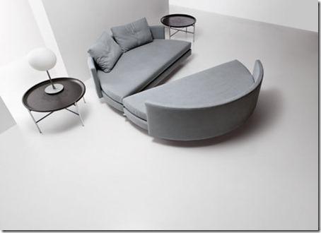 Sofás-cama super práticos