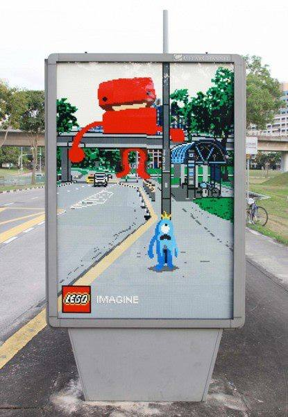 Propaganda da Lego