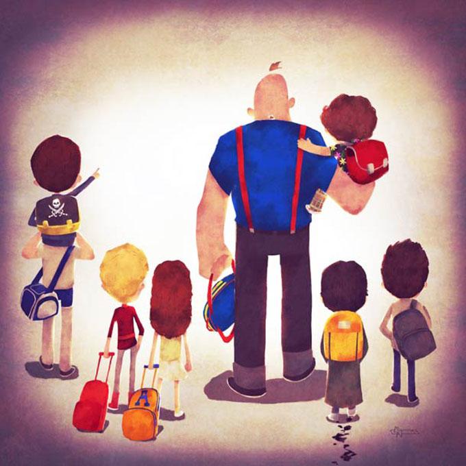Super famílias