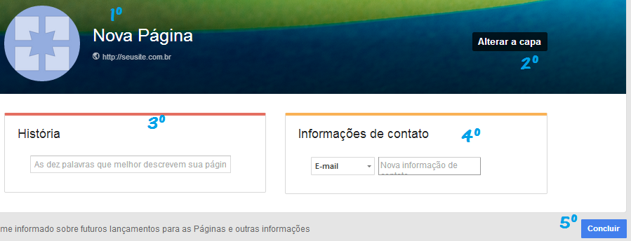 Como usar o Google Plus