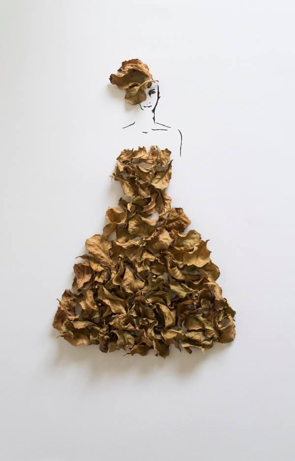 Folhagem Fashion por Tang Chiew Ling