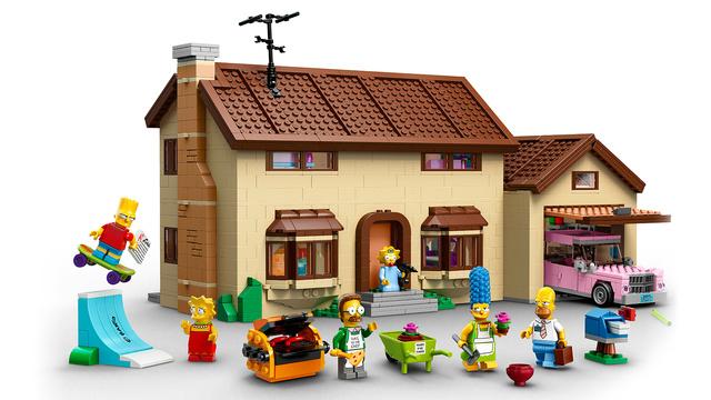 LEGO SIMPSON (2)