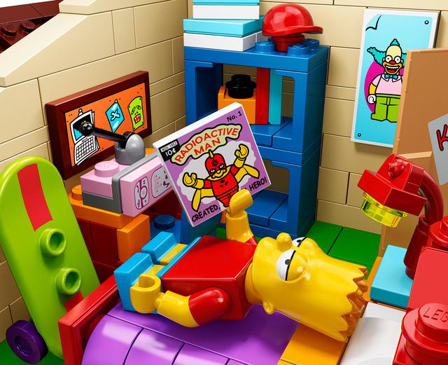 Os Simpsons serão lançados como uma linha da Lego neste ano