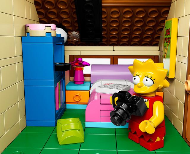 No Brasil, apenas os bonecos dos Simpsons chegarão às lojas neste ano