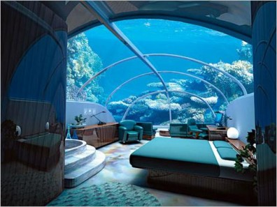 Um quarto fantástico