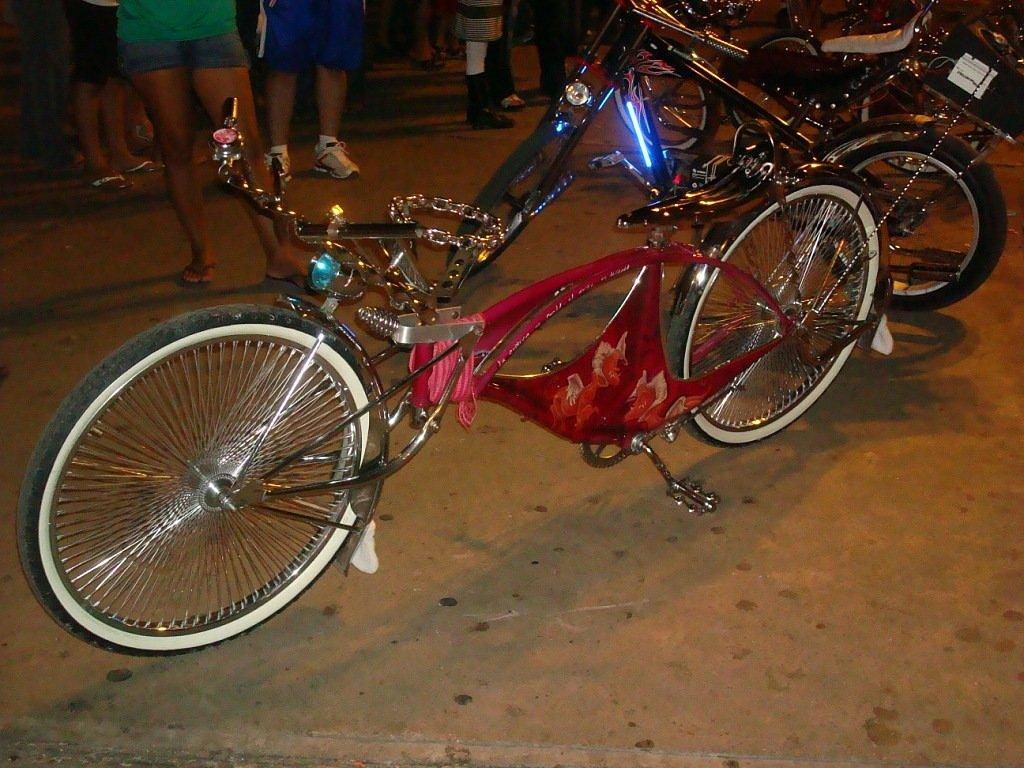 Bicicletas tunadas
