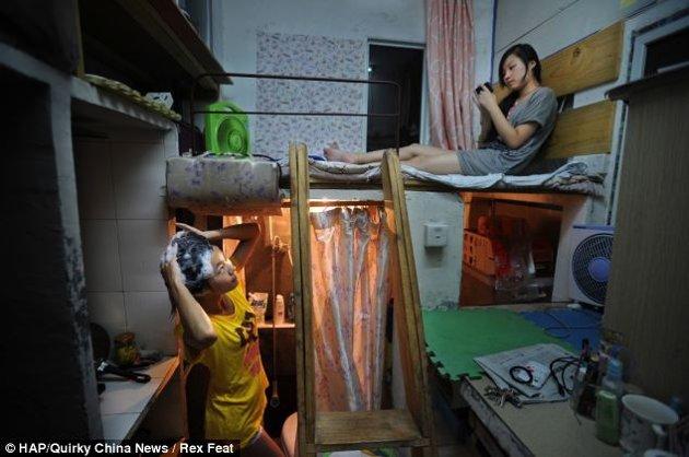 Apartamentos cápsulas