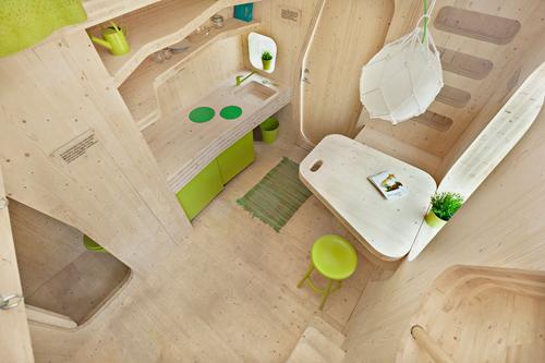 Casas compactas