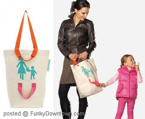 Bolsa para mãe e filho (a)
