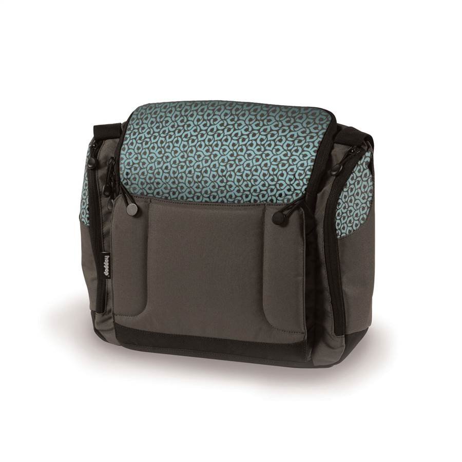 Cadeira portátil, uma simples mochila que se transforma numa cadeirinha portátil.