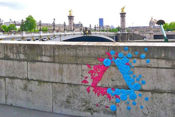 Origamis urbanos