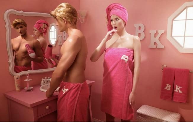 A vida perfeita de Barbie e Ken