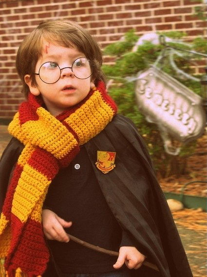 Harry Potter que lindo