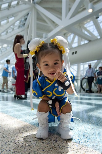 Chun-Li – Personagem do game Street Fighter