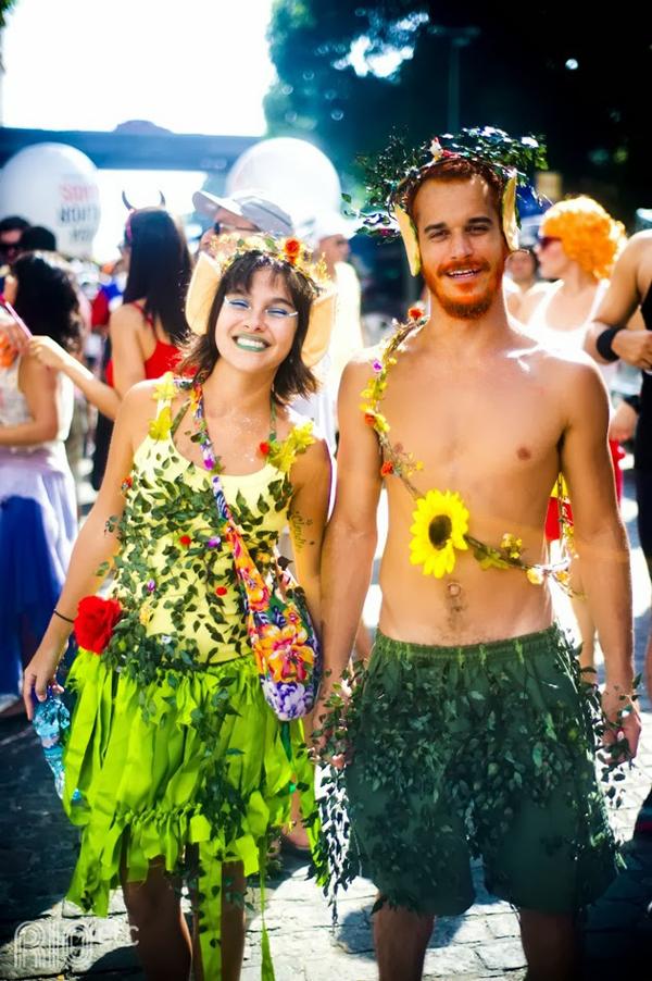 Dicas de fantasias criativas para o carnaval