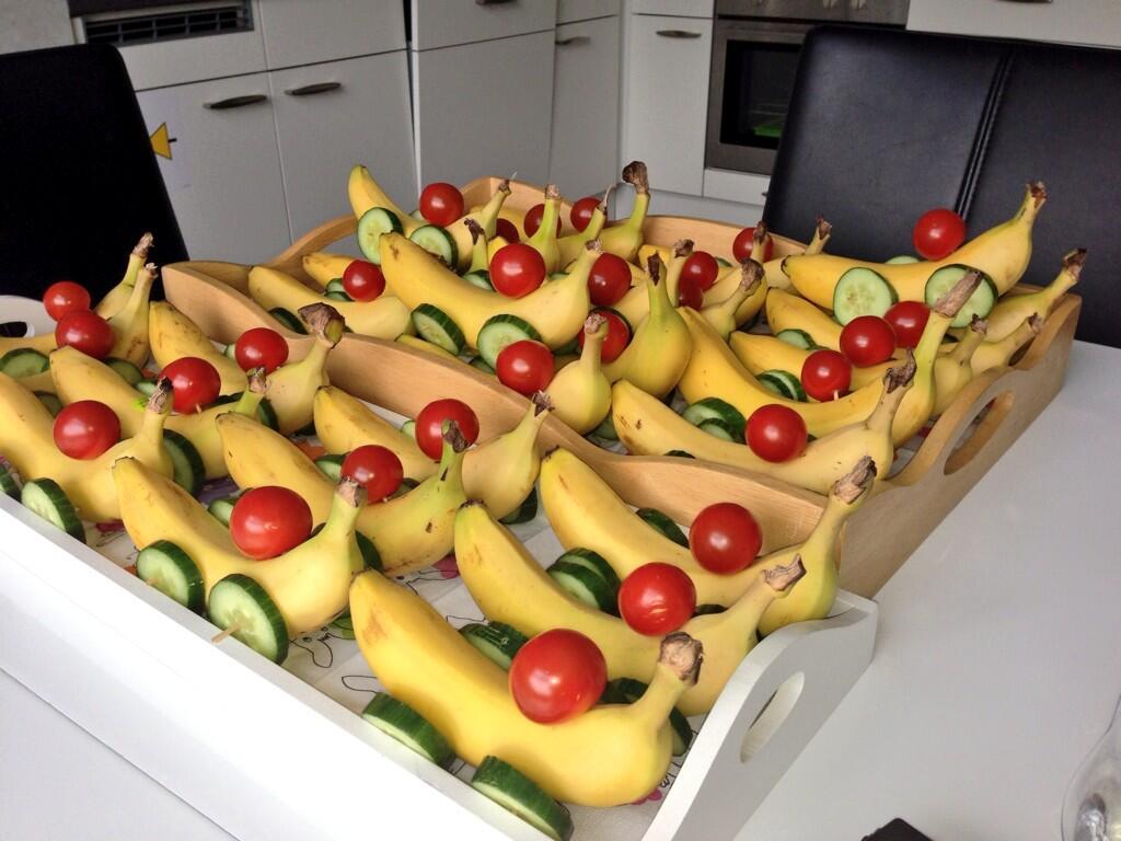 Frutas Criativas
