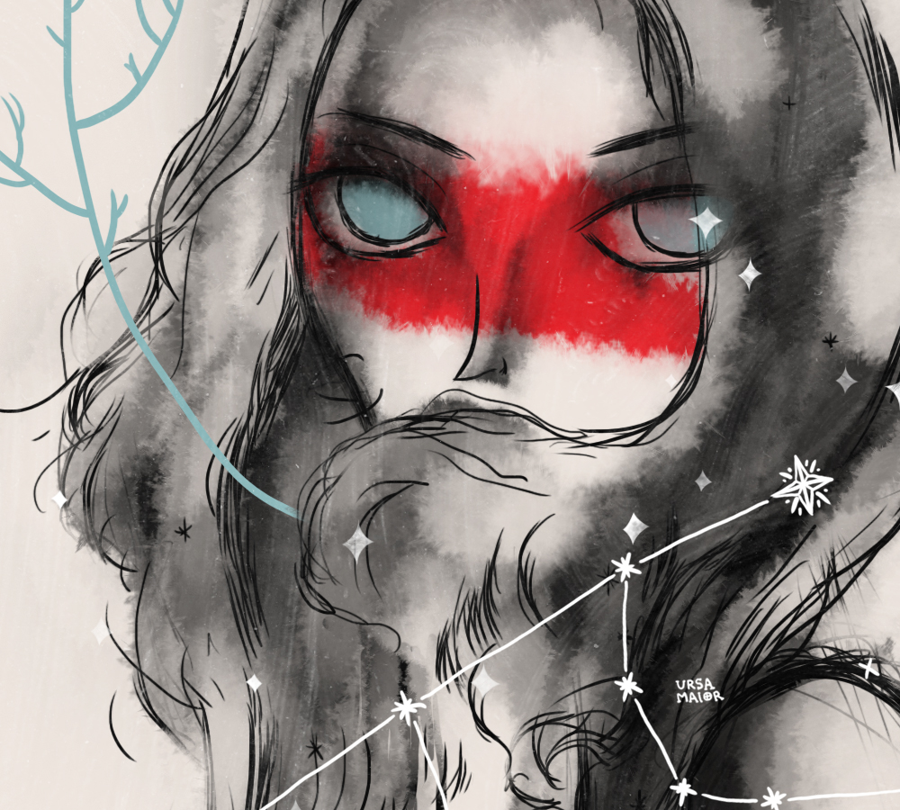 As ilustrações de Lese Pierre