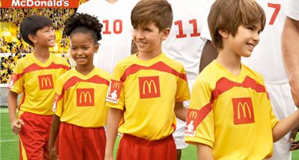 McDonald's - Sonho de Craque