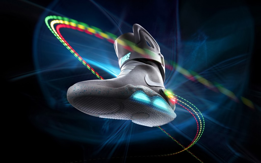 Nike vai lançar o primeiro tênis automático em 2015
