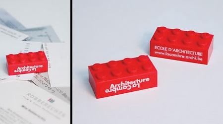 Cartões de visita criativos