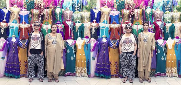 Fotos de filhos trocando de roupa com seus pais por Qozop