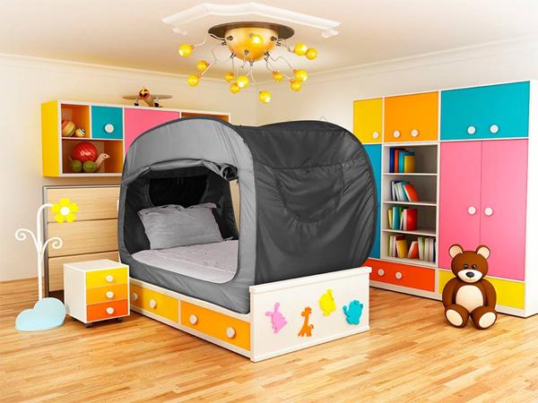 Privacy Pop uma barraca particular em seu quarto