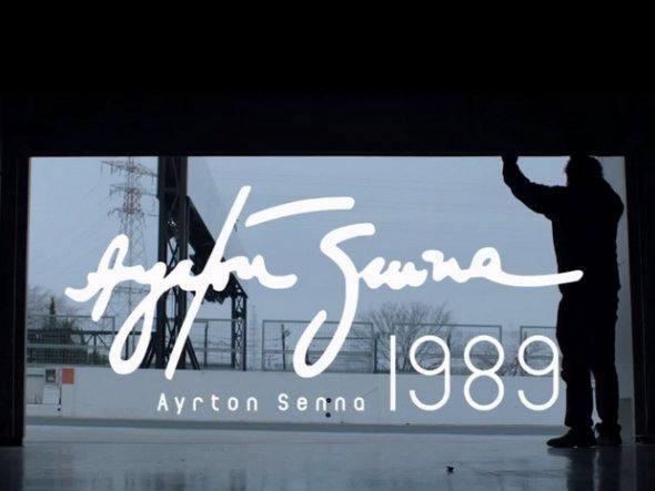 Honda faz homenagem emocionante a Ayrton Senna