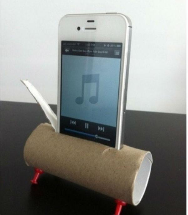Aqui tem uma forma rápida ter um alto falante para seu iphone
