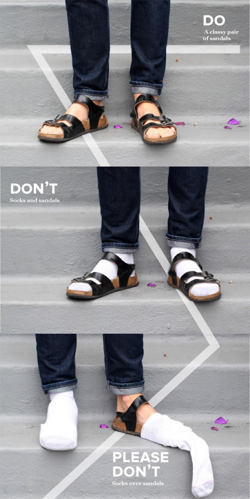 Super divertido Manual de moda para Homens