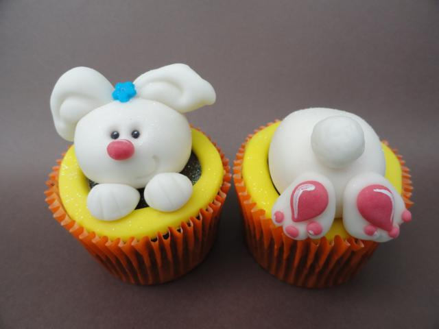 Que tal um cupcake criativo ?