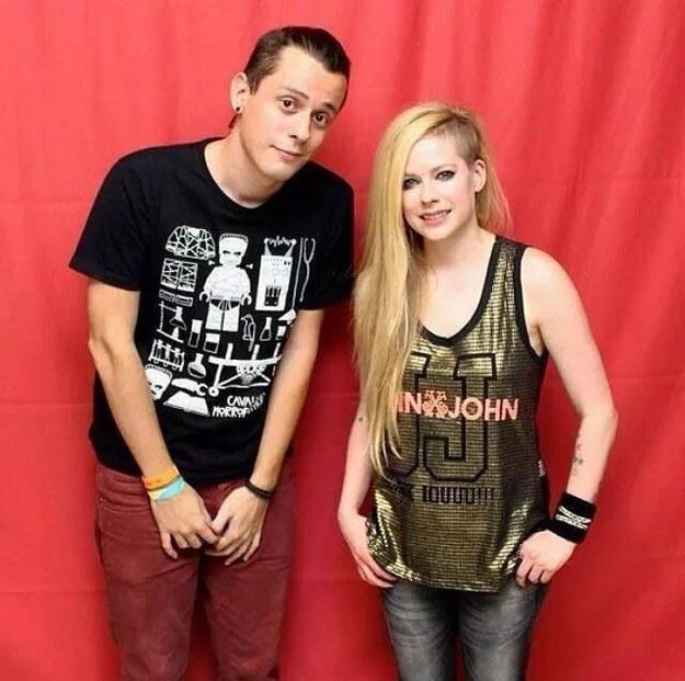 Meet And Greet com a Avril Lavigne