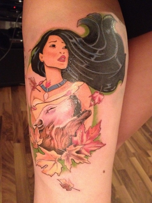Disney Tattoo (11)