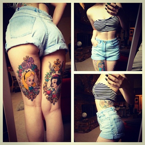 Disney Tattoo (12)