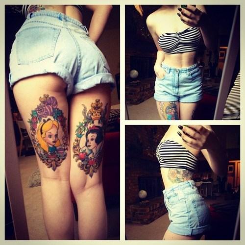Disney Tattoo (12)