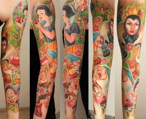 Disney Tattoo (13)