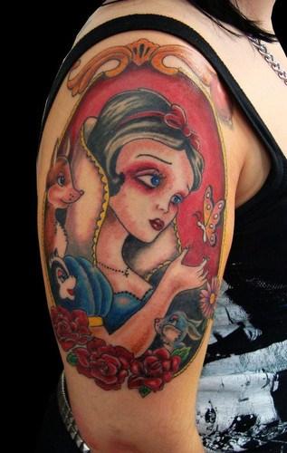 Disney Tattoo (14)