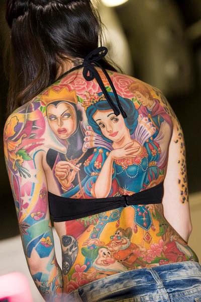 Disney Tattoo (15)