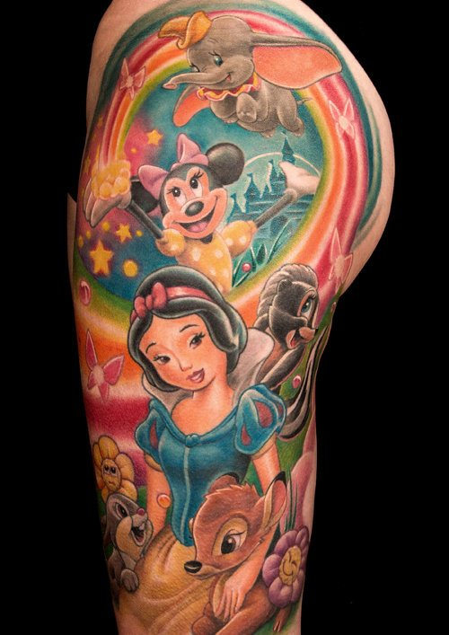 Disney Tattoo (2)