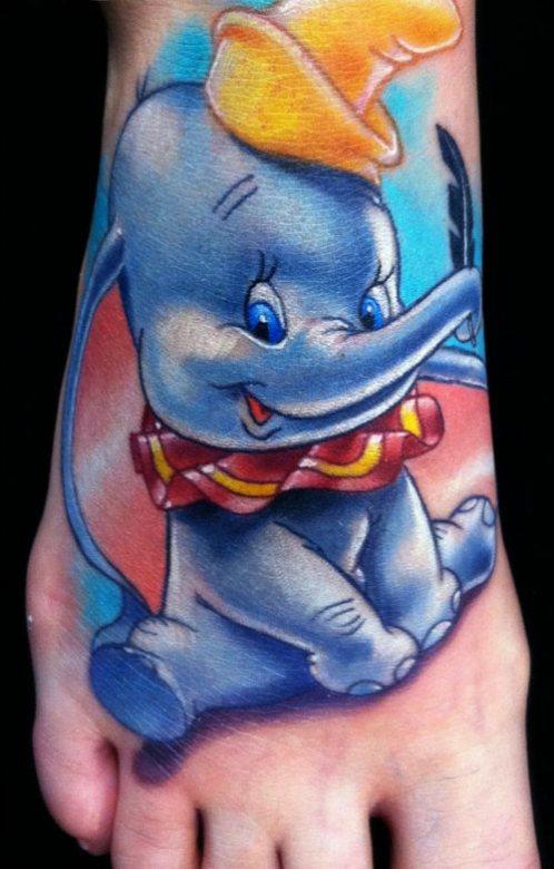 Disney Tattoo (5)