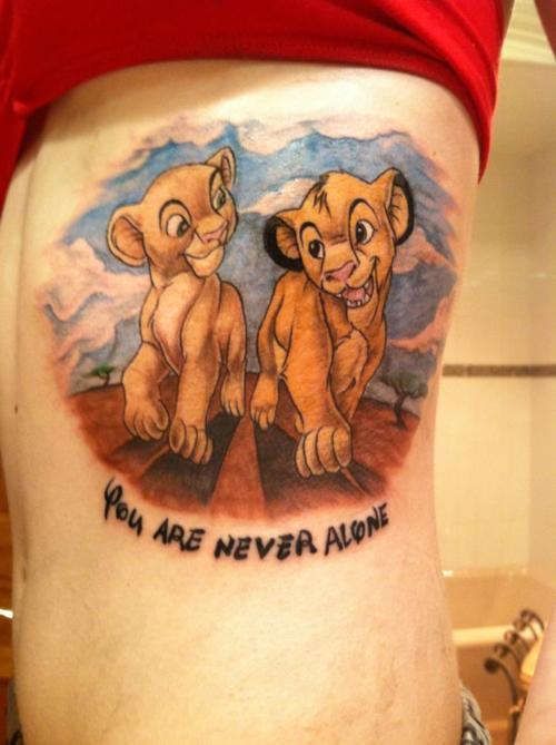 Disney Tattoo (7)