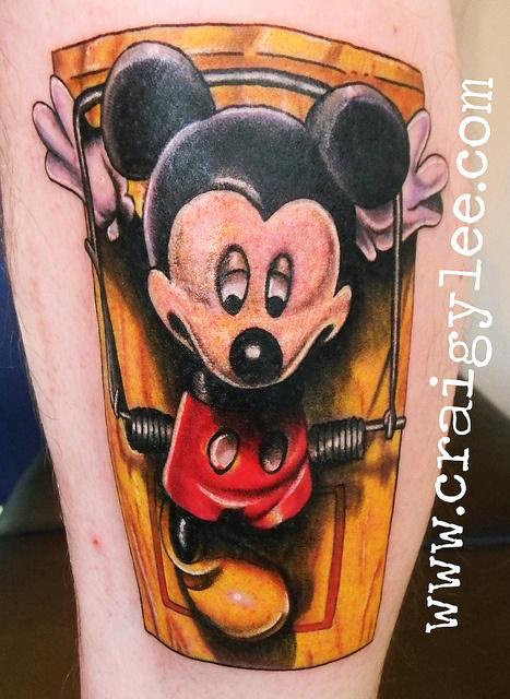 Disney Tattoo (9)