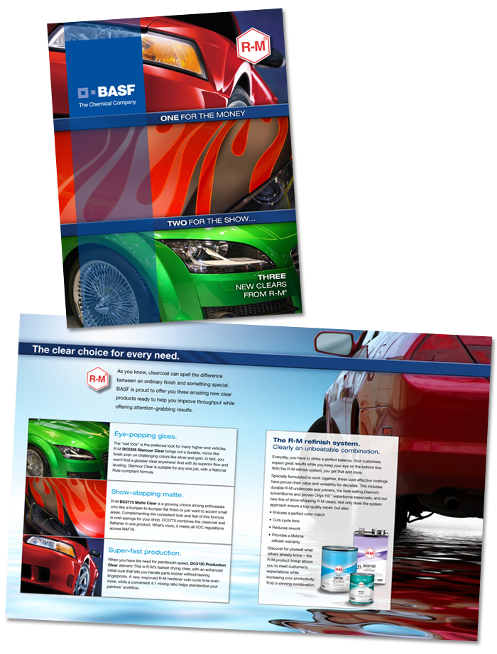 Exemplos de Folders Criativos