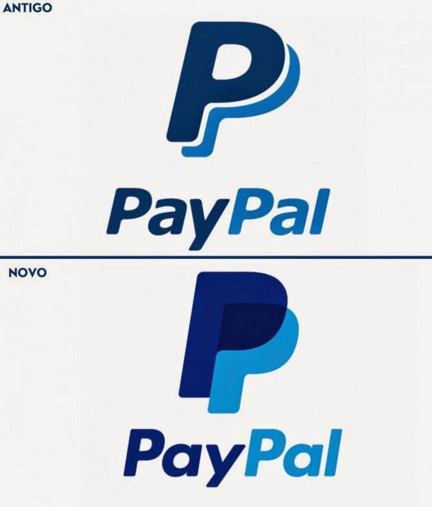 Nova Logo do Paypal