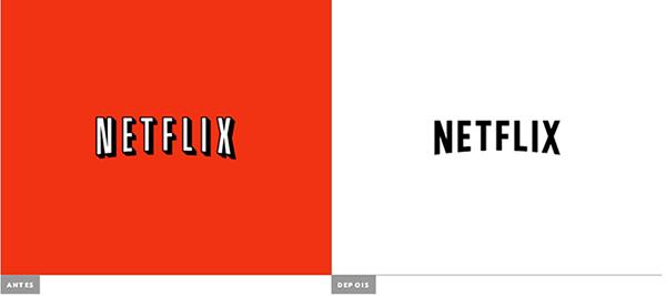 Redesign da Marca Netflix