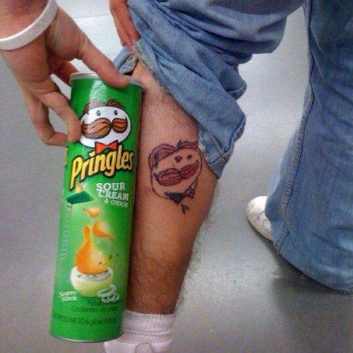 Exemplo de Tatuagem Fail