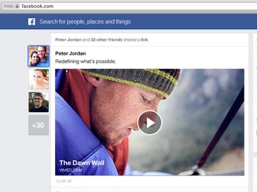 Anúncios em Vídeos no Facebook chegam no Brasil