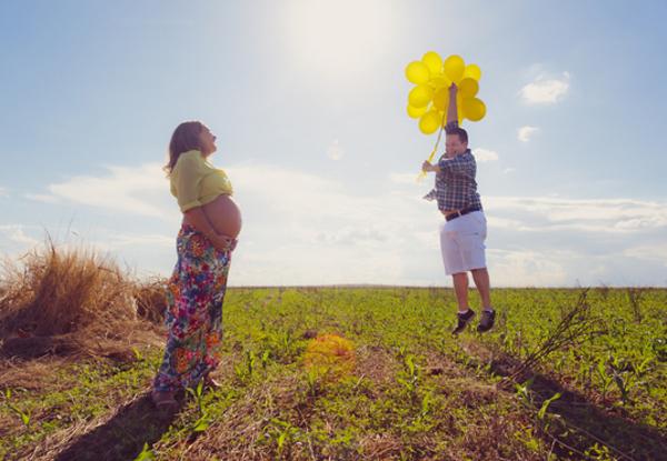 Altas aventuras  Quer aventura maior do que ter um filho?  Foto: Panoptes Fotografia Criativa