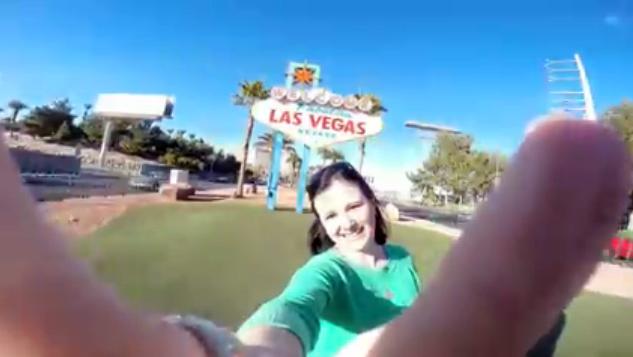 Welcome to Las Vegas! Bem-vindo a Las Vegas!!!