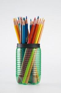 Porta lápis Pet