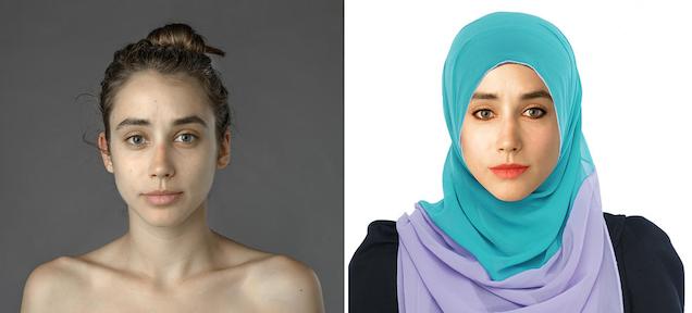 """A mulher """"ideal"""" de Marrocos"""